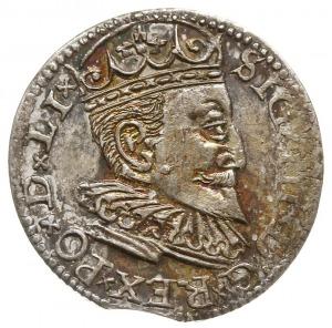 trojak 1596, Ryga, Iger R.96.1.e, Gerbaszewski 15, mone...