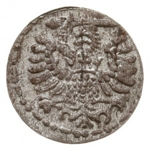 denar 1595, Gdańsk, CNG 145.VI, piękny