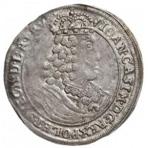 ort 1655 HI-L, Toruń, końcówka napisu M.D.L.R.RRVS, Tys...