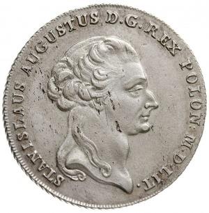 talar 1794, Warszawa, krótsza gałązka lauru z prawej st...