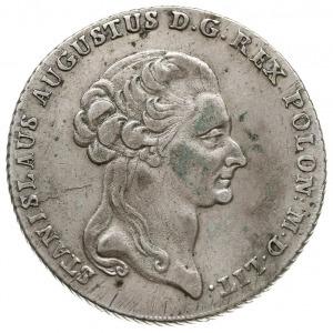 talar 1795, Warszawa, srebro 24.06 g, Plage 374, Berezo...