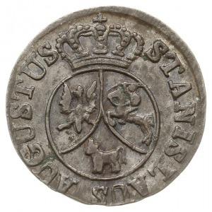 6 groszy 1795, Warszawa, Plage 212, ładne