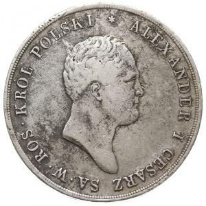 10 złotych 1820, Warszawa, srebro 30.89 g, Plage 23, Bi...