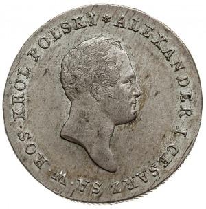 5 złotych 1816 IB, Warszawa, Plage 32, Bitkin 825, mini...