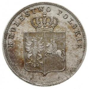 2 złote 1831 KG, Warszawa, odmiana z kropką po wyrazie ...