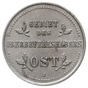 1 kopiejka 1916/J, Hamburg, Parchimowicz 1.b, piękna