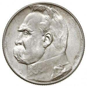 5 złotych 1935, Warszawa, Józef Piłsudski, Parchimowicz...