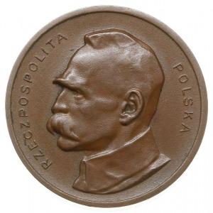 100 marek (bez nominału) 1922, Warszawa, Józef Piłsudsk...