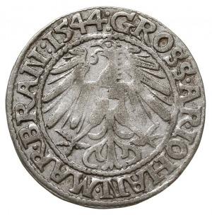 grosz 1544, Kostrzyń, IOHAN.D:G.MAR.BRANDEN.ET.STET, F....
