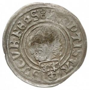 grosz 1508, Nysa, mała cyfra 0 w dacie, Fgb. 454 (778f/...