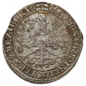 15 krajcarów 1675 S-P, Oleśnica, F.u.S. 2302, Klein/Raf...