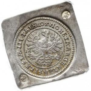 3 talary 1621, Oława, klipa, srebro, F.u.S. 83, moneta ...