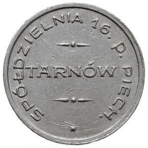 1 złoty, Spółdzielnia 16. Pułku Piechoty, aluminium, Ba...