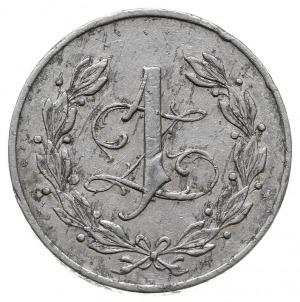 1 złoty Spółdzielni 18 Pułku Piechoty, aluminium, Barto...