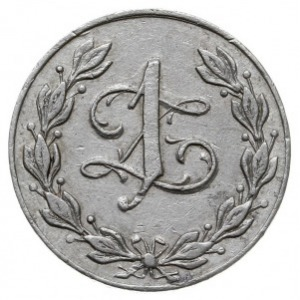 1 złoty Spółdzielni Żołnierskiej 73 Pułku Piechoty, alu...