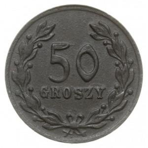 50 groszy Kasyna Podoficerskiego 4 Dywizjonu Pancernego...