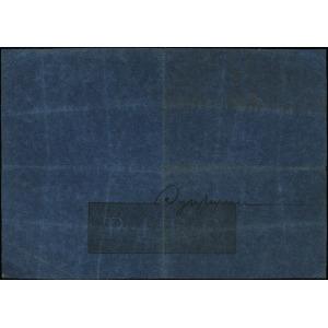 5 złotych 1824, podpisy komisarzy: Małachowski, Teofil ...