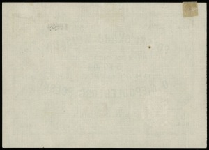 5 koron 1914, II edycja, seria IV, numeracja 1098, wyra...