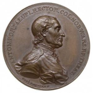 Antoni Portalupi - rektor i profesor Collegium Nobilium...