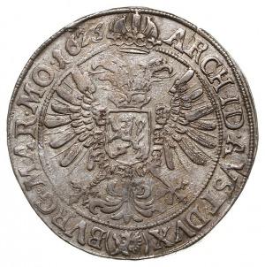 talar, 1626, Praga, Aw: Postać cesarza i napis wokoło, ...