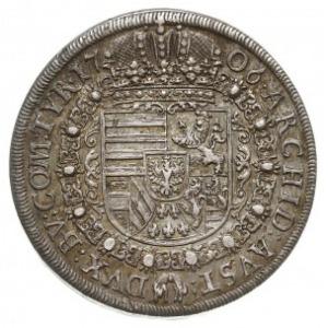 talar 1706, Hall, Aw: Popiersie w prawo, Rw; Dzięwięcio...