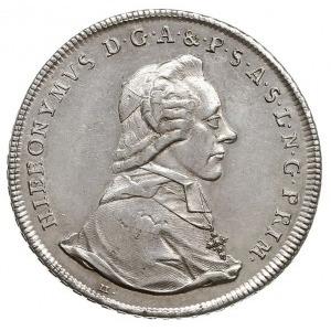 talar 1784 / M, Zöttl 3220 (ale nie ilustruje takiego r...