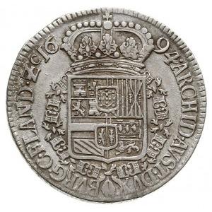 patagon 1694, Flandria, Delm. 351 (R), Dav. 4500, srebr...