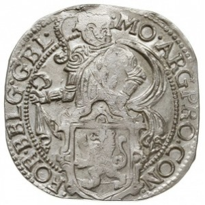 Geldria, 1/2 talara lewkowego (1/2 leeuwendaalder) 1639...
