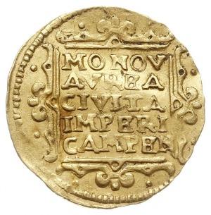 Kampen, dukat 1649, z tytulaturą cesarza Ferdynanda III...