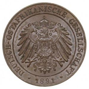 1 pesa 1891 (AH 1308), AKS 0-318, Jaeger 710, wyśmienit...