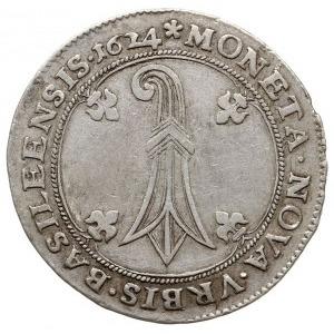 1/2 talara 1624, Bazylea, HMZ 2-80.f, Divo/Tobler 1346b...