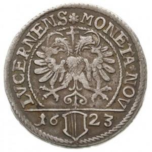 dicken 1623, z popiersiem św. Leodegara, HMZ 2-635.p, D...
