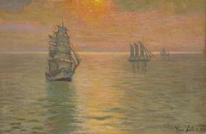 Włodzimierz NAŁĘCZ, Cisza na morzu