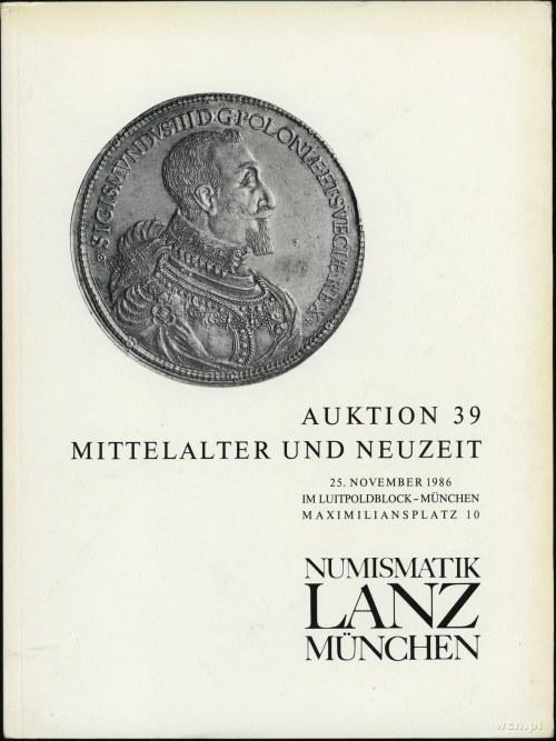 Lanz, Auktion 39 - Mittelalter und Neuzeit; München, 25...