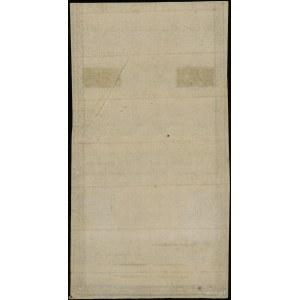 25 złotych 8.06.1794, seria B, numeracja 34076, podpisy...