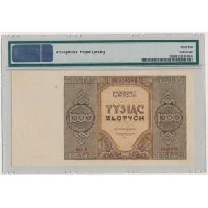 1.000 złotych 1945 - Ser.A