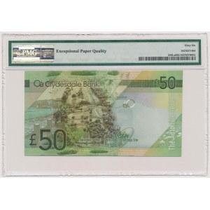 Scotland, 50 Pounds 2009 SPECIMEN W/HS 000000