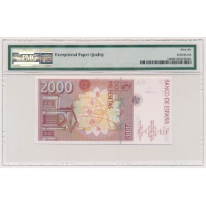 Spain, 2.000 Pesetas 1992 (1996)