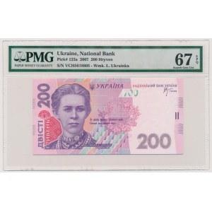 Ukraine, 200 Hryven 2007