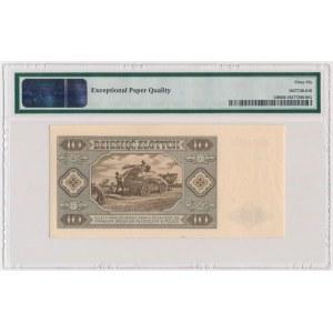10 złotych 1948 - C