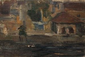 Witold Rzegociński (1883-1969), Miasto nad rzeką