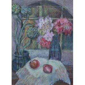 Klara Joskowicz, Martwa natura z jabłkami