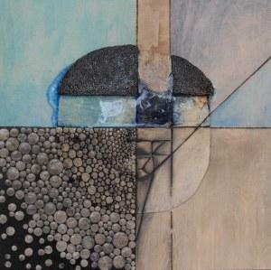 Gabriela Pawlicka (Ur. 1992), Blue mind, 2017