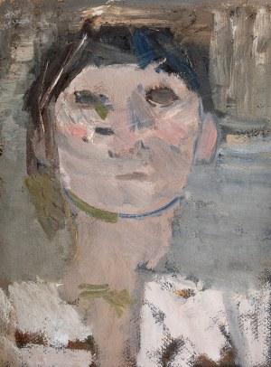 Artur Nacht-Samborski (1898 Kraków - 1974 Warszawa) - Portret kobiety