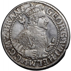 Preussen, Georg Wilhelm, Ortsthaler 1624 Koenigsberg