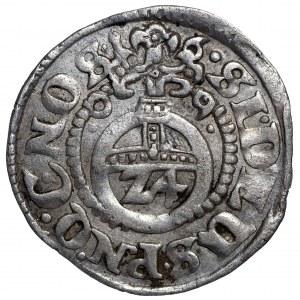 Pommern, Phillip Iulius, Groschen 1609 Franzburg - rare