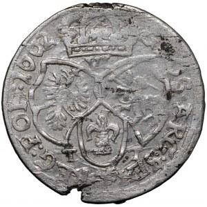 Jan II Kazimierz, Szóstak 1662 Bydgoszcz