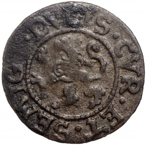 Kurlandia, Szeląg 1575 Mitawa