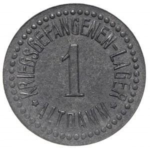 Pomorze, Szczecin-Dąbie, Obóz jeniecki, 1 pfennig