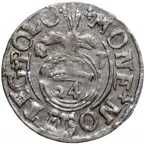 Zygmunt III Waza, Półtorak 1623 Bydgoszcz - krzyże w interpunkcji